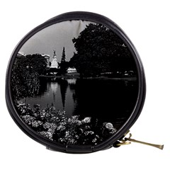Vintage England London Buckingham Palace St James Park Mini Makeup Case