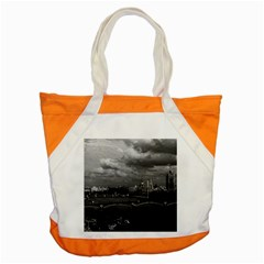 Vintage UK England London The River Thames 1970 Snap Tote Bag