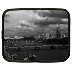 Vintage UK England London The River Thames 1970 15  Netbook Case