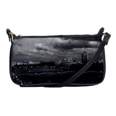 Vintage UK England London The River Thames 1970 Evening Bag