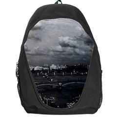 Vintage UK England London The River Thames 1970 Backpack Bag