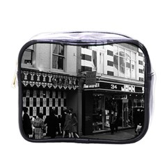 Vintage UK England London shops Carnaby street 1970 Single-sided Cosmetic Case