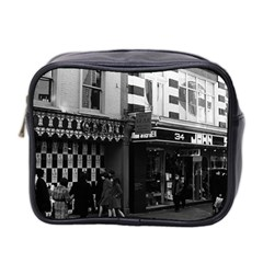 Vintage UK England London shops Carnaby street 1970 Twin-sided Cosmetic Case