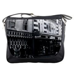 Vintage Uk England London Shops Carnaby Street 1970 Messenger Bag