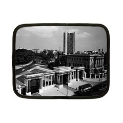 Vintage Uk England London Hyde Park Corner Hilton 1970 7  Netbook Case