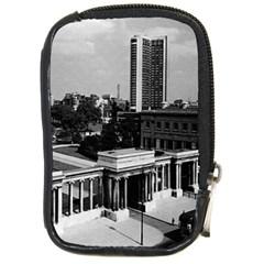 Vintage Uk England London Hyde Park Corner Hilton 1970 Digital Camera Case