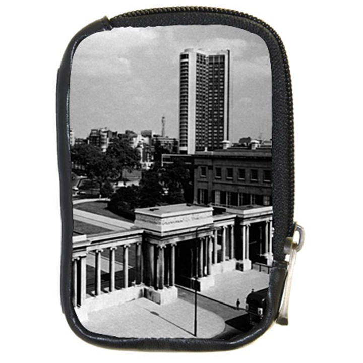 Vintage UK England London Hyde park corner Hilton 1970 Digital Camera Case