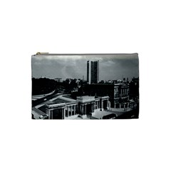 Vintage UK England London Hyde park corner Hilton 1970 Small Makeup Purse