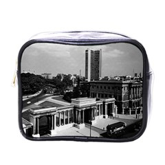 Vintage UK England London Hyde park corner Hilton 1970 Single-sided Cosmetic Case