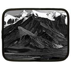 Vintage Usa Alaska Mt Mckinley National Park 1970 15  Netbook Case