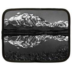 Vintage USA Alaska magnificent mt mckinley 1970 15  Netbook Case