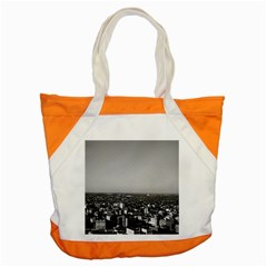 Vintage USA Washington city overview 1970 Snap Tote Bag