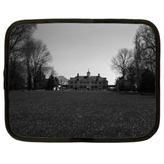 Vintage USA Mount Vernon George Washington house 1970 12  Netbook Case