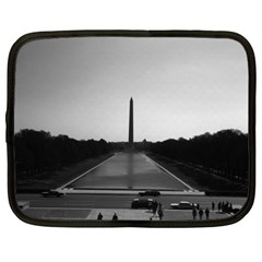 Vintage USA Washington Monument 1970 13  Netbook Case