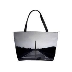 Vintage USA Washington Monument 1970 Large Shoulder Bag