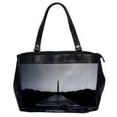Vintage USA Washington Monument 1970 Single-sided Oversized Handbag