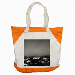 Vintage Usa Washington Capitol Overview 1970 Snap Tote Bag