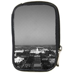Vintage Usa Washington Capitol Overview 1970 Digital Camera Case