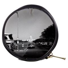 Vintage USA Washington The Capitol 1970 Mini Makeup Case