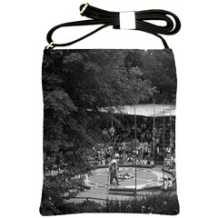 Vintage USA California Disneyland Indian village 1970 Cross Shoulder Sling Bag