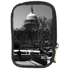 Vintage Usa Washington The Capitol 1970 Digital Camera Case