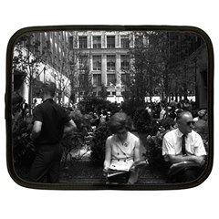 Vintage Usa New York Rockefeller Center 1970 12  Netbook Case