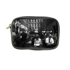 Vintage Usa New York Rockefeller Center 1970 Ultra Compact Camera Case