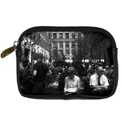 Vintage Usa New York Rockefeller Center 1970 Compact Camera Case