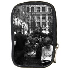 Vintage USA New York Rockefeller Center 1970 Digital Camera Case