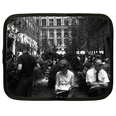 Vintage Usa New York Rockefeller Center 1970 13  Netbook Case