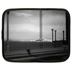 Vintage USA California San Francisco Golden Gate Bridge 12  Netbook Case