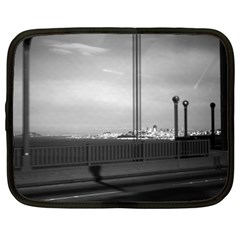 Vintage Usa California San Francisco Golden Gate Bridge 15  Netbook Case