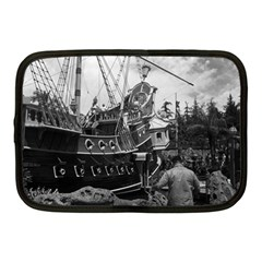 Vintage Usa California Disneyland Sailing Boat 1970 10  Netbook Case