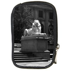 Vintage USA New York city public library 1970 Digital Camera Case
