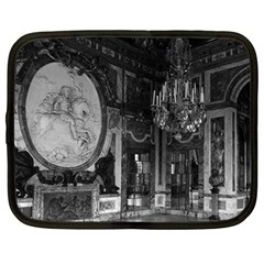 Vintage France Palace Of Versailles The Hall Of War 13  Netbook Case