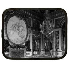 Vintage France palace of versailles The hall of war 15  Netbook Case