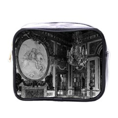 Vintage France palace of versailles The hall of war Single-sided Cosmetic Case