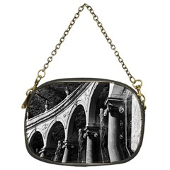 Vintage France palace of Versailles Colonnade Grove Single-sided Evening Purse
