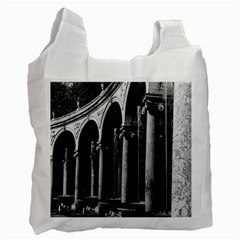 Vintage France Palace Of Versailles Colonnade Grove Twin Sided Reusable Shopping Bag