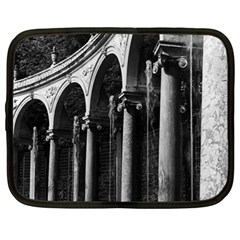Vintage France palace of Versailles Colonnade Grove 13  Netbook Case