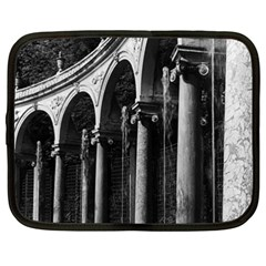 Vintage France palace of Versailles Colonnade Grove 15  Netbook Case