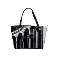 Vintage France palace of Versailles Colonnade Grove Large Shoulder Bag