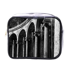Vintage France Palace Of Versailles Colonnade Grove Single Sided Cosmetic Case