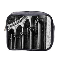 Vintage France palace of Versailles Colonnade Grove Twin-sided Cosmetic Case