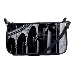 Vintage France Palace Of Versailles Colonnade Grove Evening Bag