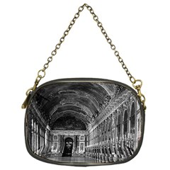 Vintage France palace of versailles mirrors galery 1970 Single-sided Evening Purse