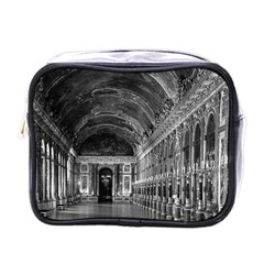 Vintage France palace of versailles mirrors galery 1970 Single-sided Cosmetic Case