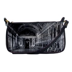 Vintage France Palace Of Versailles Mirrors Galery 1970 Evening Bag
