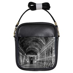 Vintage France palace of versailles mirrors galery 1970 Kids  Sling Bag