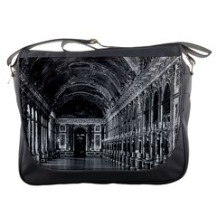 Vintage France palace of versailles mirrors galery 1970 Messenger Bag